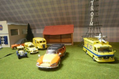 Inauguration du Garage de Citropolis