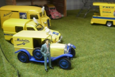 Garage Citroën Bernard Citron - Animation