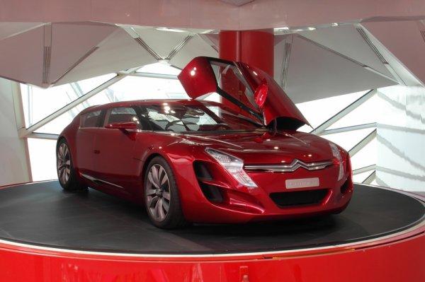 C42 - New Future - C-Metisse concept