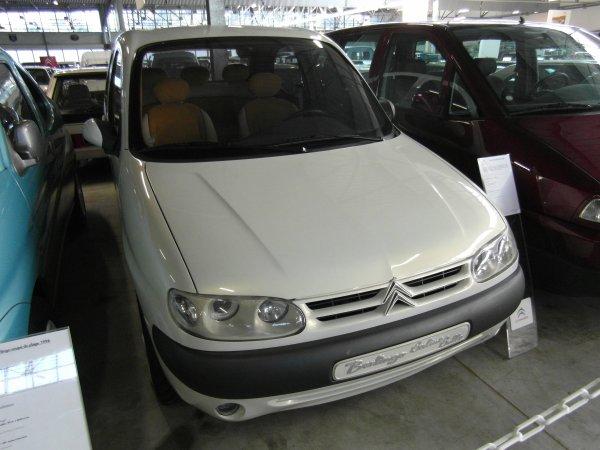 Conservatoire Citroën - Les concepts cars