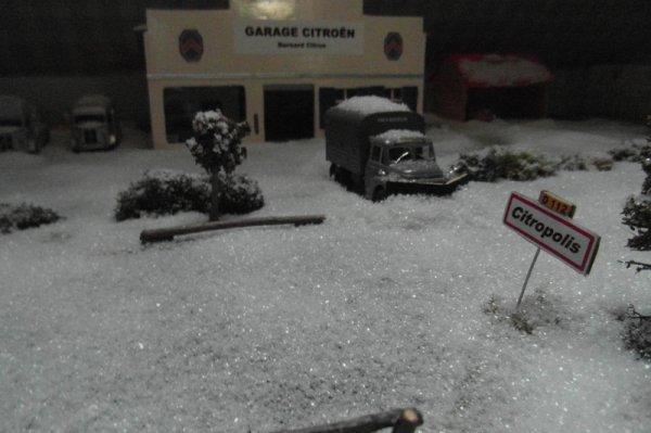 De la neige à Citropolis