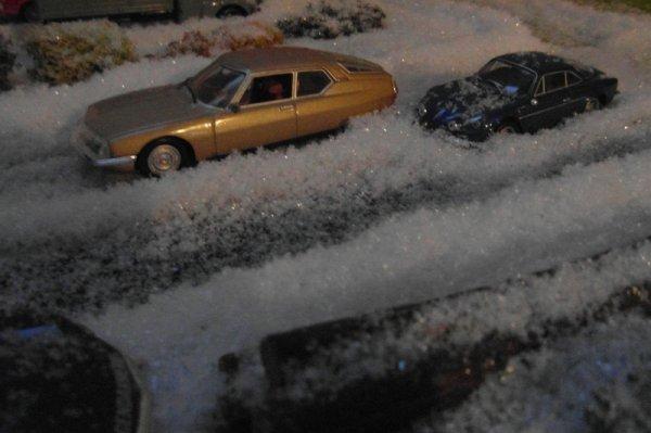 De la neige à Citropolis (suite)