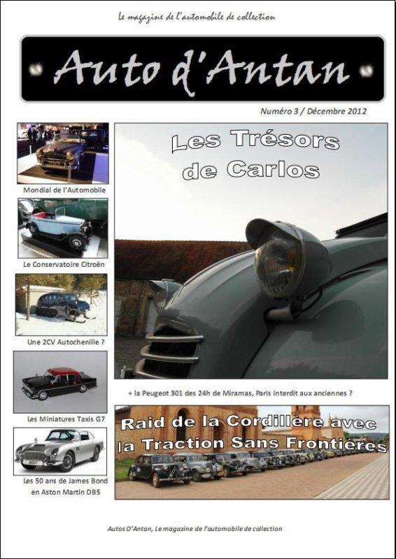 Auto d'Antan Magazine