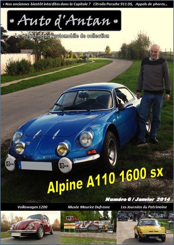 Auto d'Antan Magazine N°6