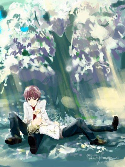 fic Akatsuki school chapitre  8