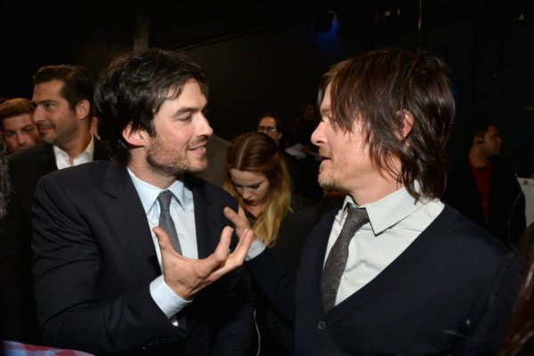 Ian et Norman
