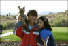 Hello guys ! Voici une new picture de Zanessa sur un tournage d'High School Musical