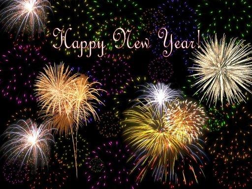 Happy New Year !!!! Beaucoup de bonnes choses , la santé et surtout de l'amour !!!