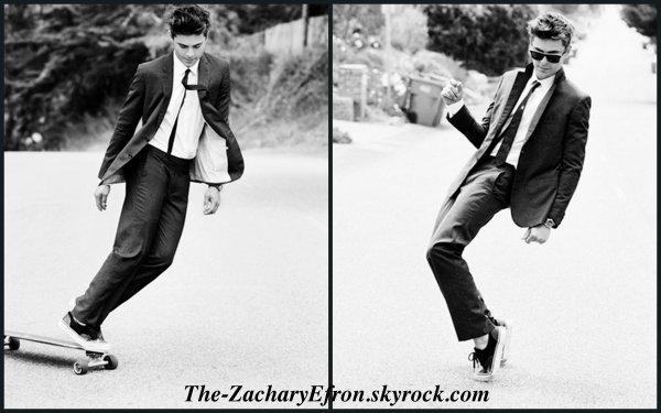 Hey :) Je vous ai trouvé 8 photos réalisées par Ben Watts lors d'un photoshoot de Zac . Je les trouve magnifiques ces huits images! Pas vous ?