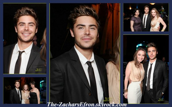 12 Mai 2011 : Zac était présent aux LA Housing Awards 2011  au The Magic Bow Theatre à Los Angles