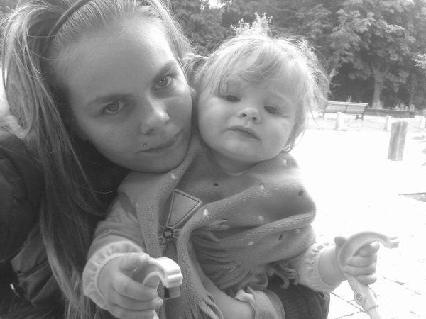 moi et m fille
