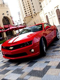 "My future chevrolet ""camaros"""