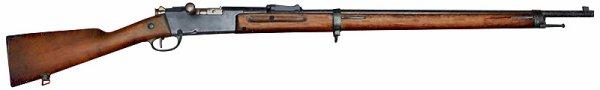 Le fusil Lebel