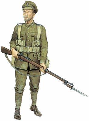 Lee-Enfield Mark III (britannique)