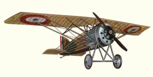 avions militaires 14  18 francais  morane-saulnier