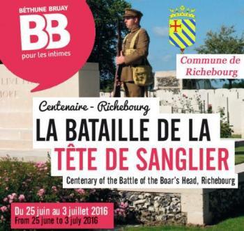 Centenaire de la bataille de la Tête de Sanglier