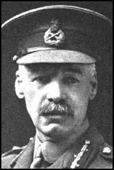 Personnages important pendant la bataille de la somme : H. Rawlinson