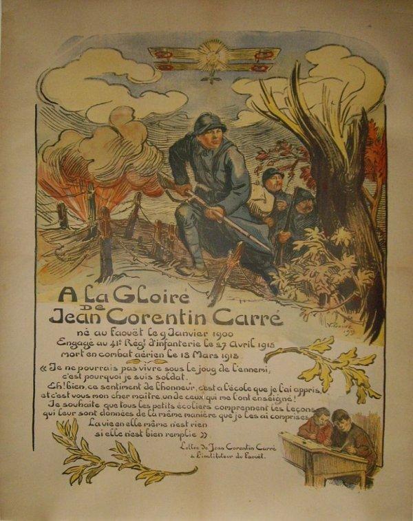 Corentin  Jean carré