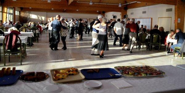 """Thé dansant organisé par l'asso """"J'aime Quiberon"""" 16 fev"""