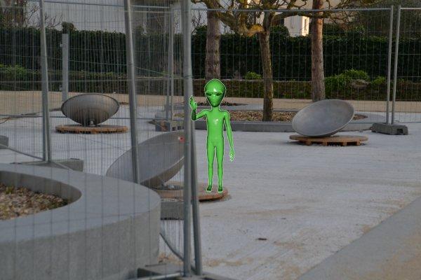 j'ai testé les paraboles à extraterrestres et ça marche