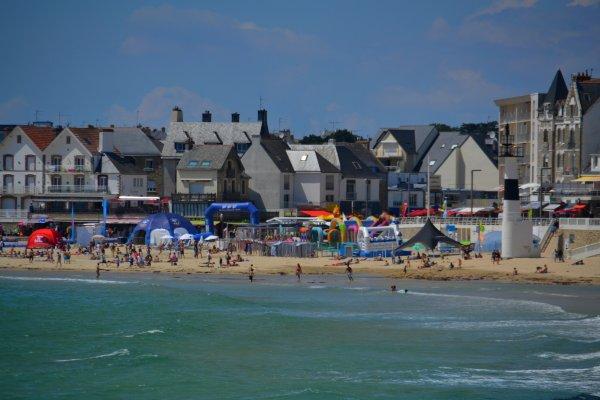 grande plage 8 juillet