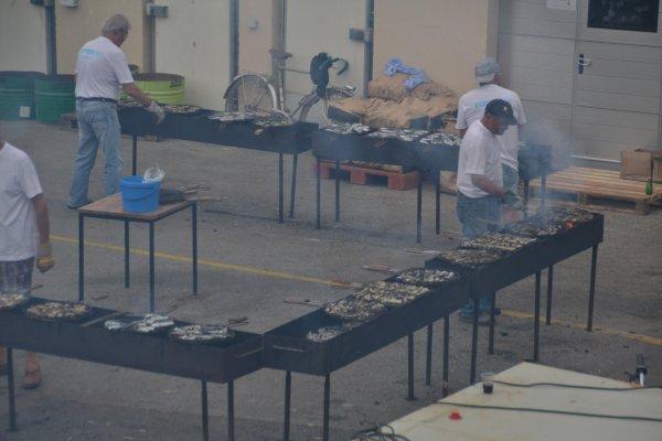 Fête de la sardine port maria 19 juillet