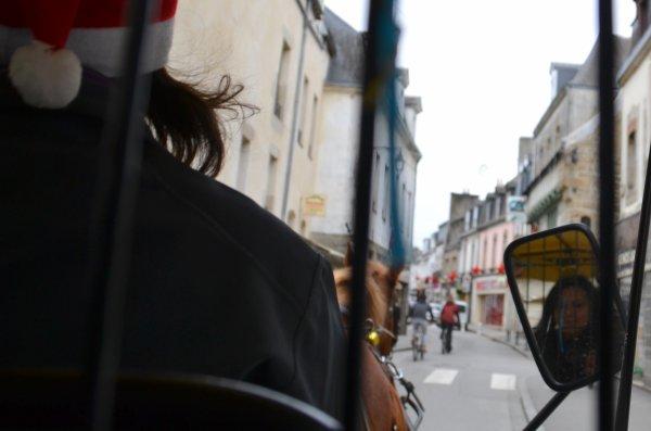 Bonne ambiance dans les rues d'Auray