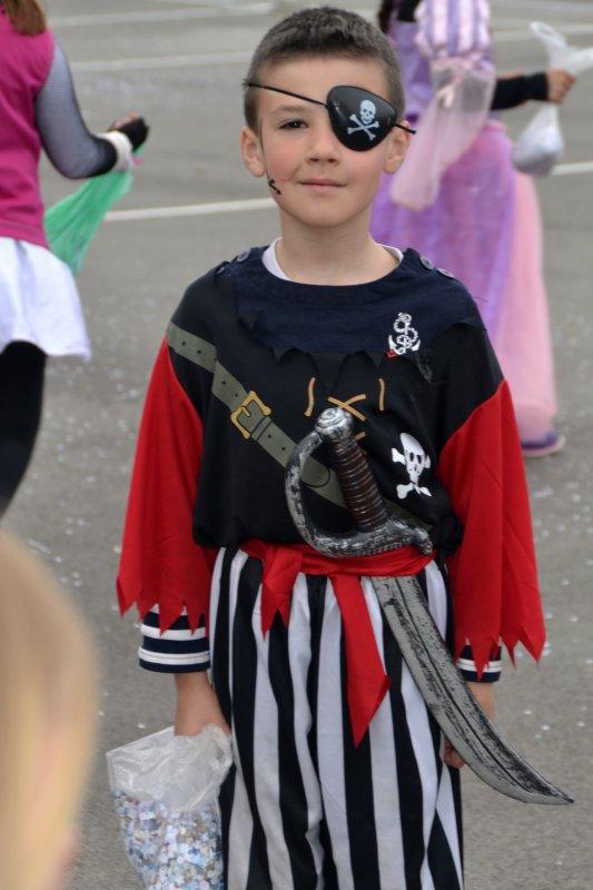 Carnaval de l'école publique et privée 10 avril