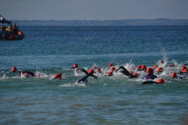 Le triathlon de la presqu'île 6 sept 2015