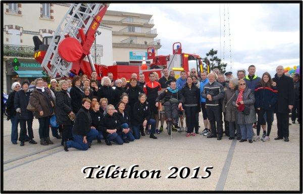 Téléthon quiberon 2015