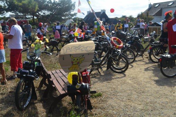 16 ème Rallye solex 11 sept 2016