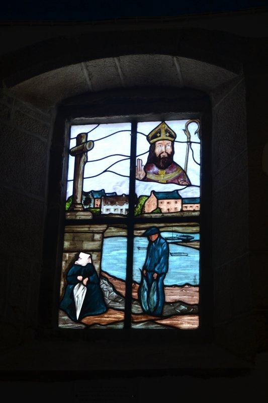 La chapelle de st cado