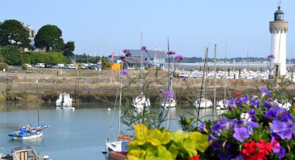 port haliguen 20 juin