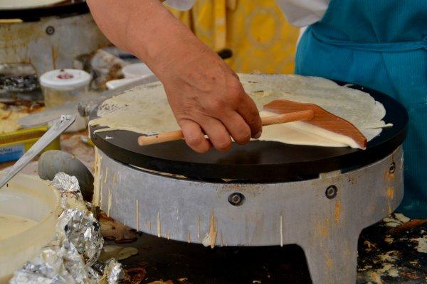 Fête du pain et de la crêpe crac'h 9 juillet