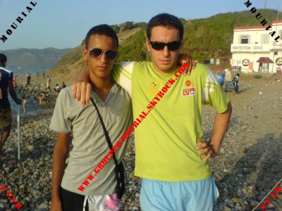 me  et  rafik   by  groupe  mourial  star