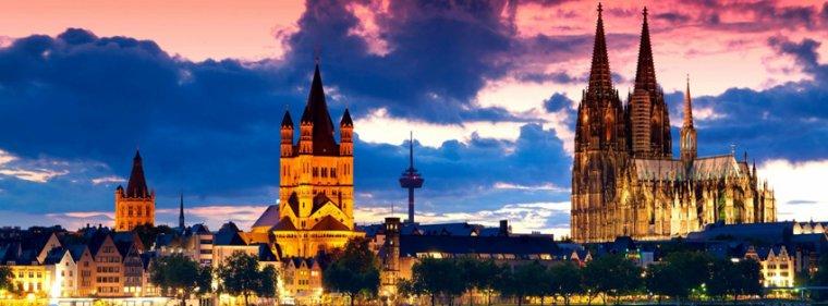 Villes et paysages d'Europe (1)
