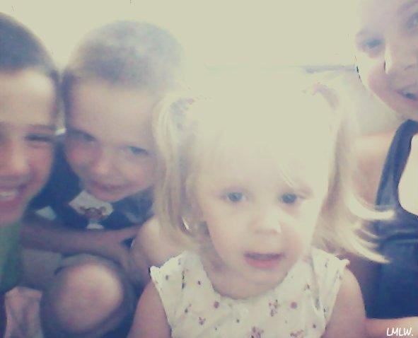 Mes bébés. ♥♥