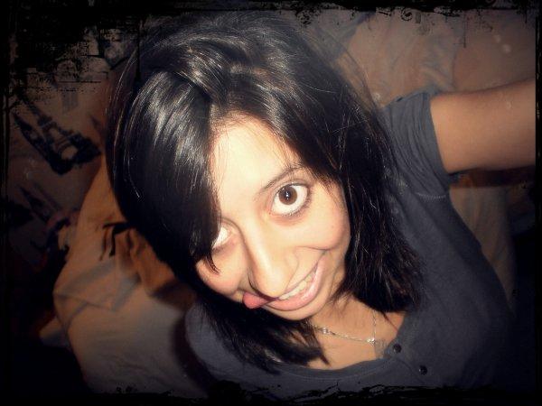 Le sourire peux cache la tristesse d'une personne