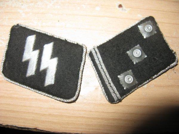 Obersturmfürher SS I