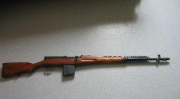 SVT40 9mm PAK