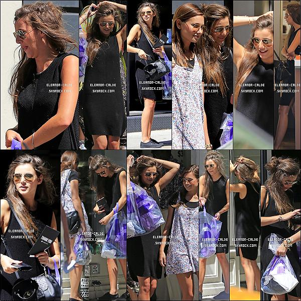 . 24.08.13 : Eleanor a été vue seule à New-Yor City..