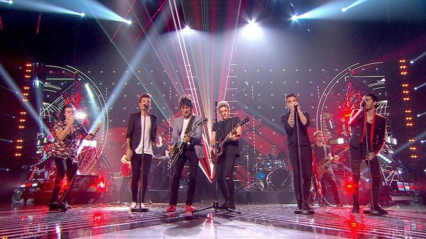 Les One Direction a X-Factor