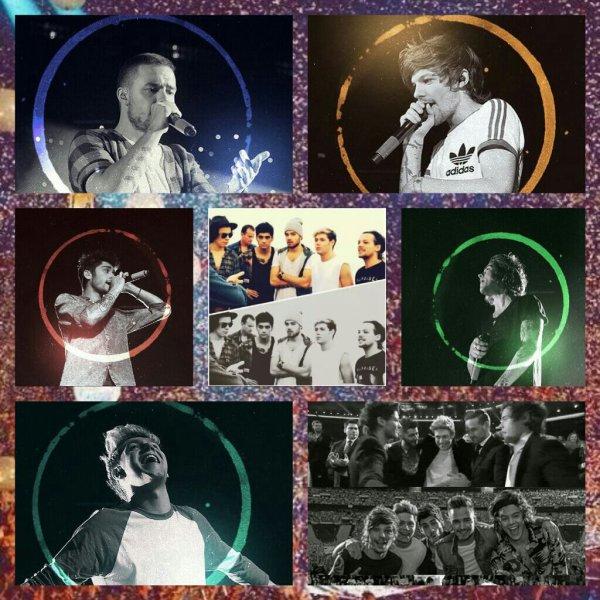 Bravo les One Direction et aussi aux directioners ♡ ♡ ♡ ♡ ♡