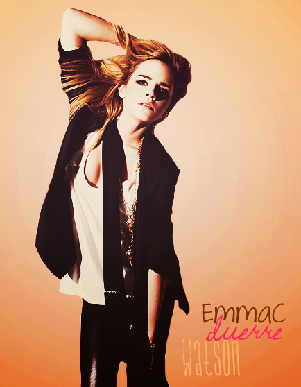 • Welcom in EmmaCDuerreWatson •