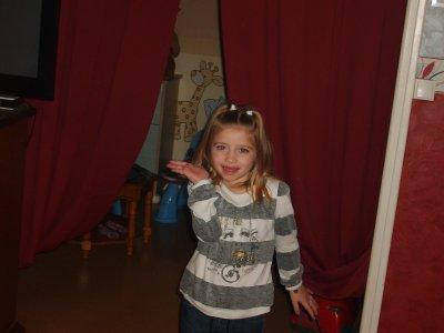 ma fille en mode bg