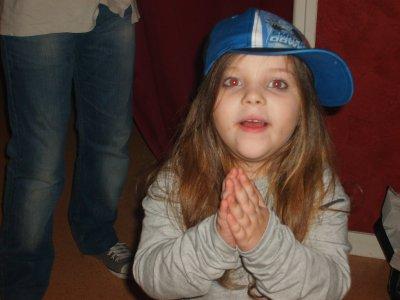 ma fille en mode racaille
