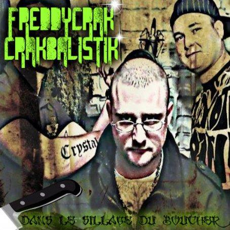 FREDDYCRAK CRAKBALISTIK   WEST SALE 17100                             rap saintes
