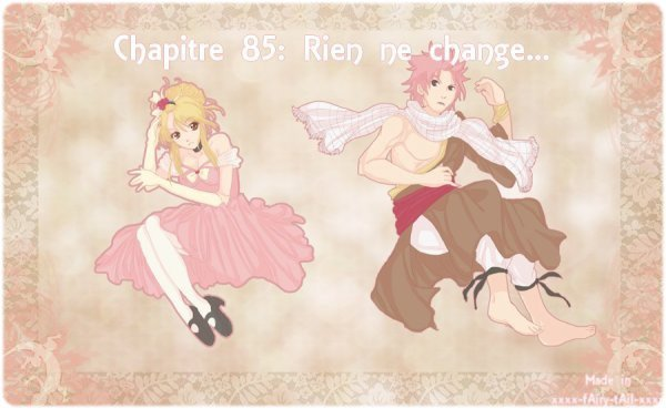 Chapitre 85: Rien ne change...