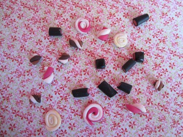 Bonbons miniatures