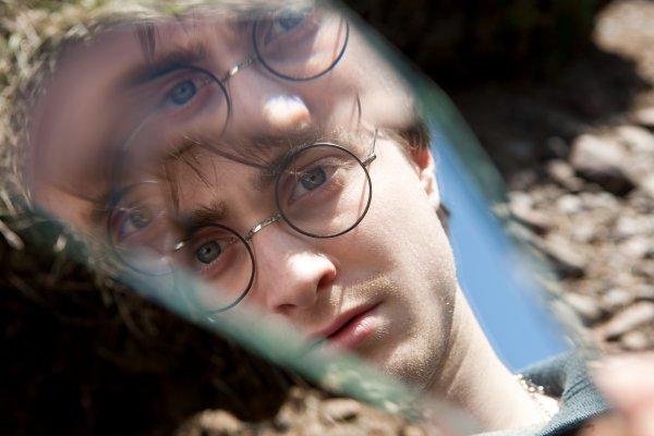 Harry Potter devient un homme !